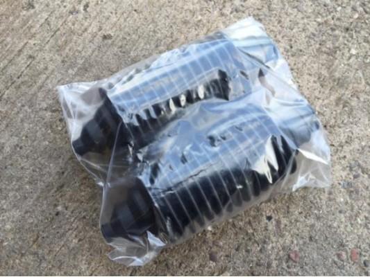 Universal Steering Gaiter boots