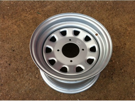 "12"" Steel Wheels (custom size)"