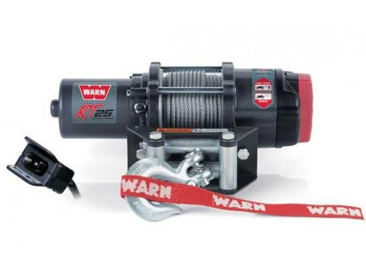 Vigilante WARN Winch KIT