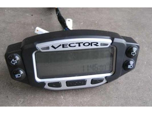 Vector Dash pod