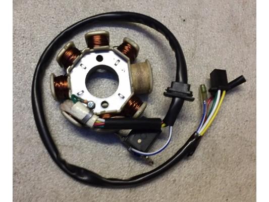 Midi RV150 Magneto stator (8 coils)