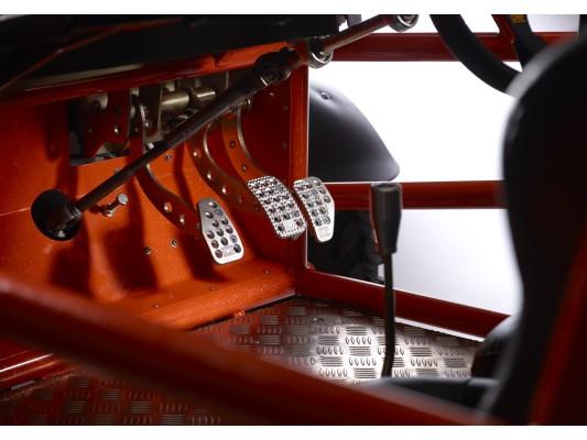 OMP Aluminum Pedals