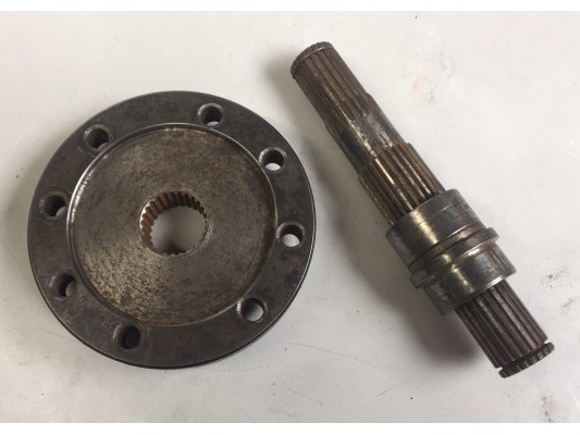 Howie Locked Diff output shaft (USED)