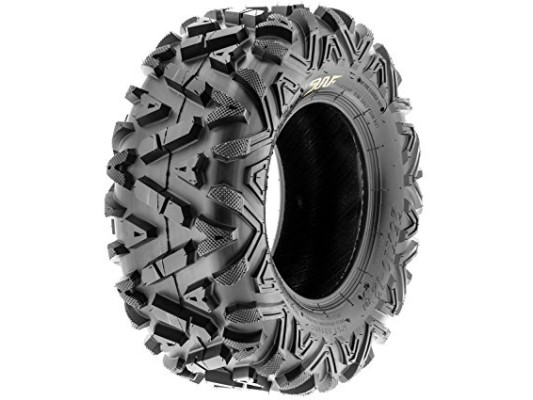 27x9x14 ATV Block tread Tyre Rear