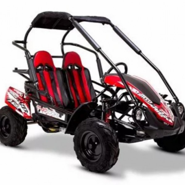 Mud Rocks 200cc Go-Kart