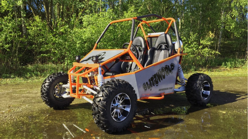 Renegade DX10 Dune Buggy